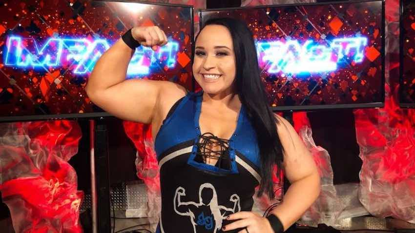 Jordynne Grace signs multi-year deal with Impact