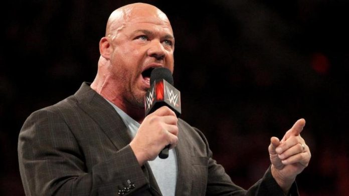 Kurt Angle pulled from scheduled WrestleCade appearance