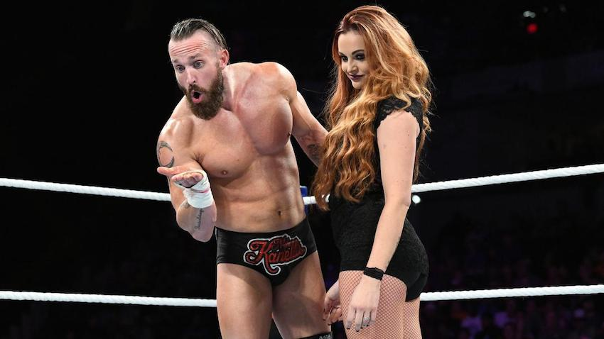 Maria and Mike Kanellis' WWE contracts expire in three weeks