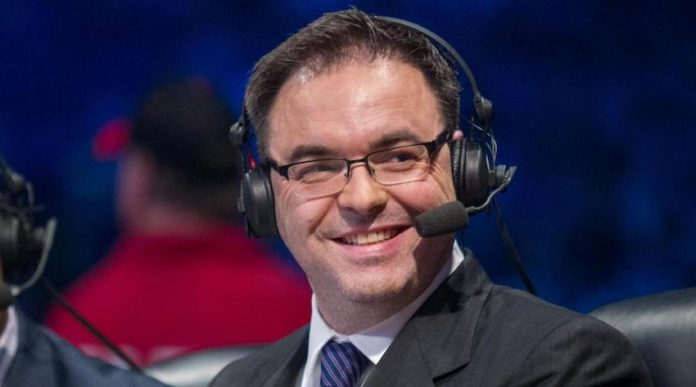 Mauro Ranallo agrees to new WWE contract