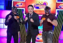 Rey Mysterio and Kalisto to compete on 100 Latinos Dijeron