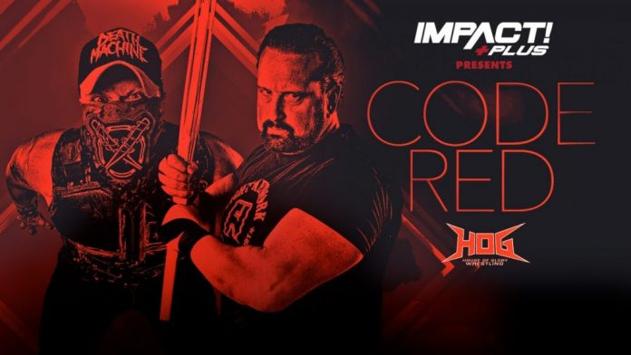 Impact Code Red Results