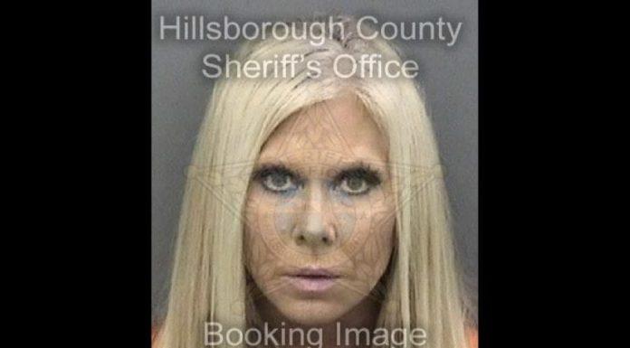 Terri Runnels arrested