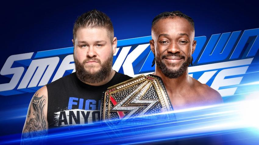 Smackdown segment and matches announced for Tuesday