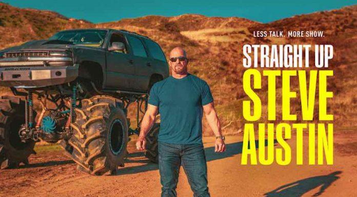 Straight Up Steve Austin USA Network