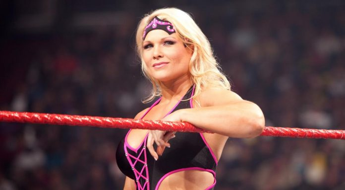 Beth Phoenix on NXT commentary