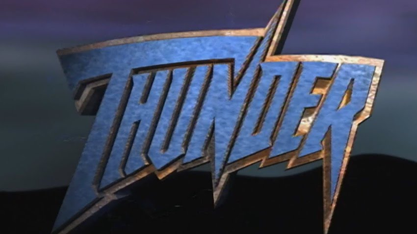 More episodes of WCW Thunder coming to the WWE Network