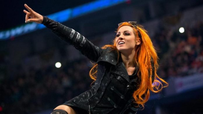 Becky Lynch The Man premiering this Sunday