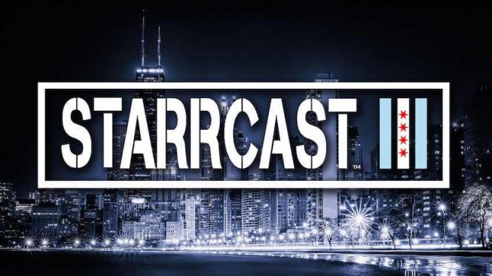 WWE Hall of Famer Starrcast III
