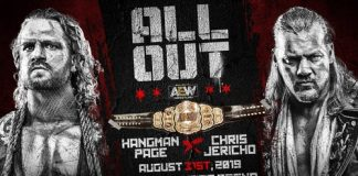 All Out main event