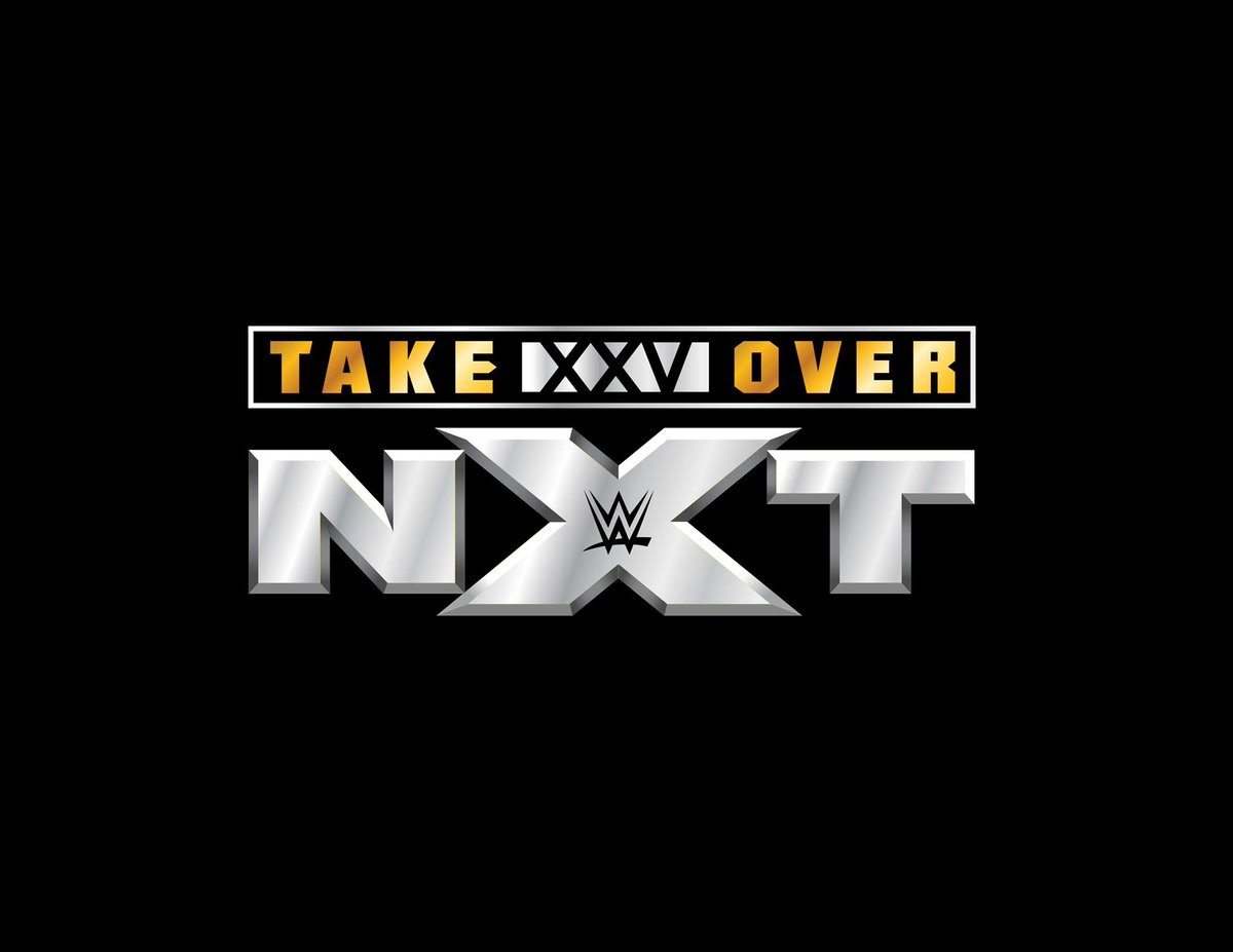 NXT TakeOver XXV announced