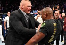 Lesnar retires from UFC