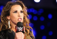 Mickie James tears ACL