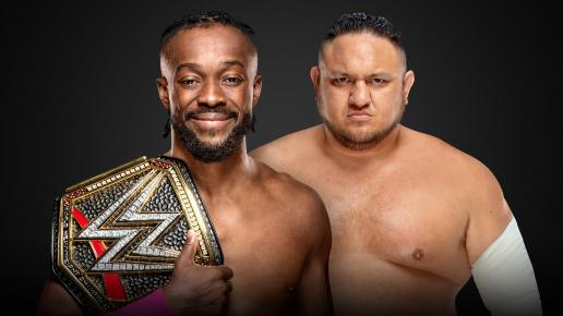 New Extreme Rules matches