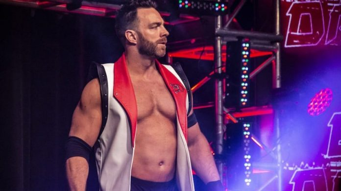 Eli Drake signs with the NWA