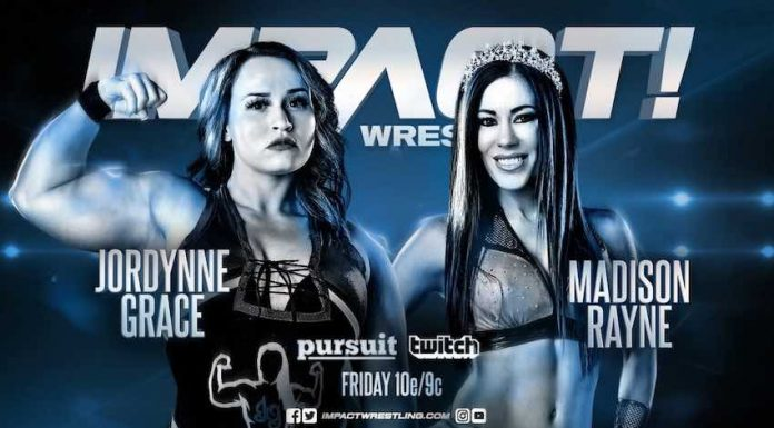 Impact Wrestling Results 6-14-19