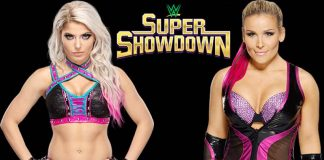 Natalya vs. Alexa Bliss match not approved