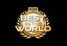 Ring of Honor Best in the World Quick Results