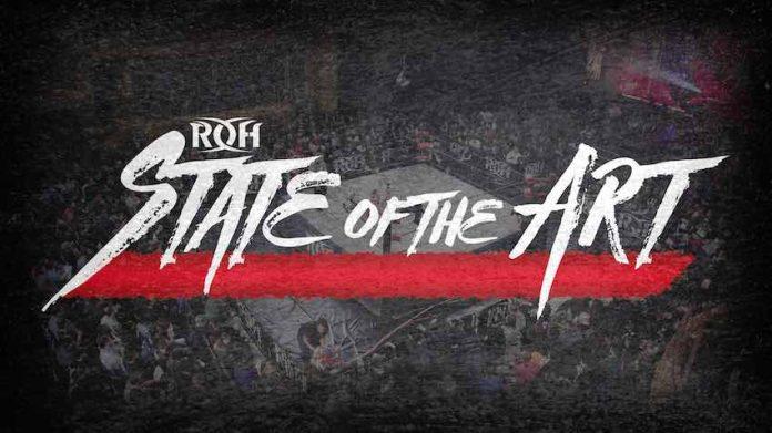 Ring of Honor TV Taping spoilers 6-1-19 Kent WA