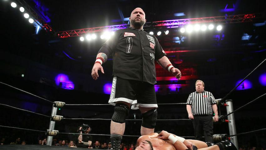 ROH open internal review regarding Bully Ray