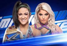 WWE announces segment and match for Smackdown
