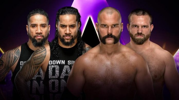 The Usos vs. The Revival Super ShowDown Kickoff
