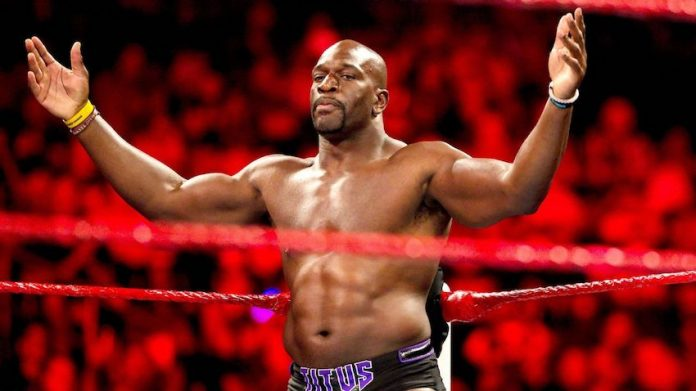 WWE star Titus O'Neil named honorary Kentucky Colonel