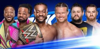 WWE Smackdown Live Preview 6-11