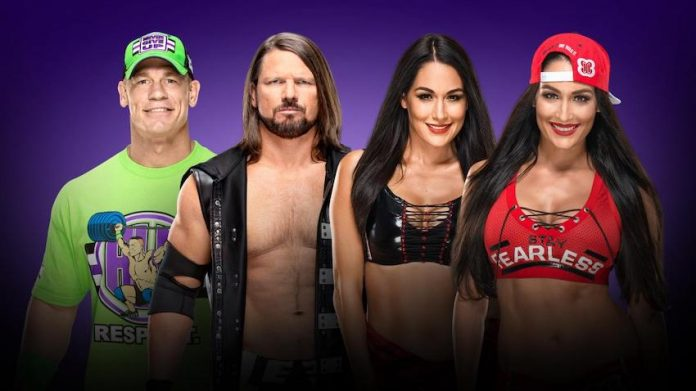 WWE stars nominated for 2019 Teen Choice Awards