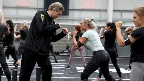 WWE UK tryout