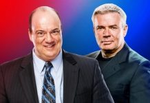 Paul Heyman and Eric Bischoff