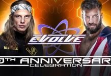 WWE and EVOLVE