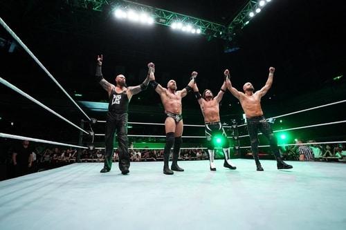 6/28 WWE Live Results: Tokyo, Japan (WWE honors Hisashi