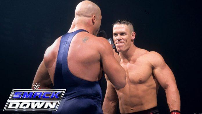 John Cena WWE anniversary