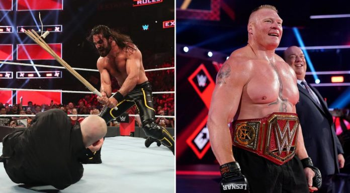 WWE Extreme Rules Results