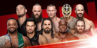 New matches for RAW