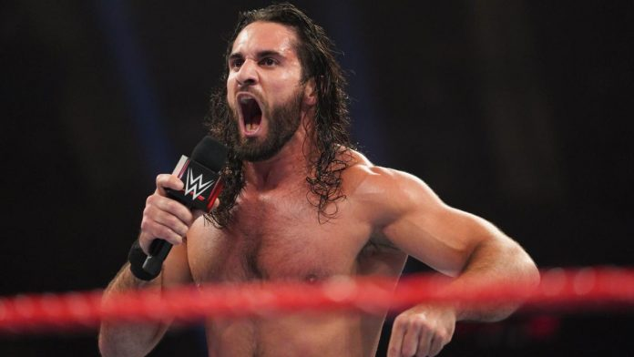 Seth Rollins interview