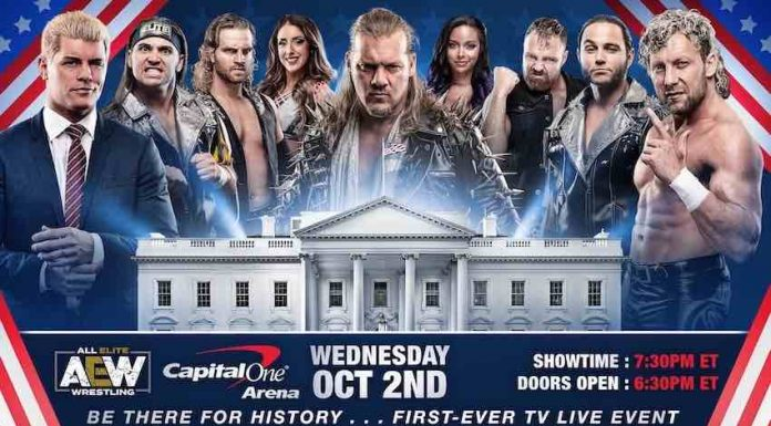 AEW Tickets go on-sale this Friday August 2