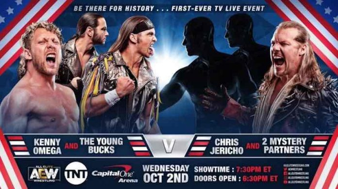 AEW huge six-man tag match added for TNT debut