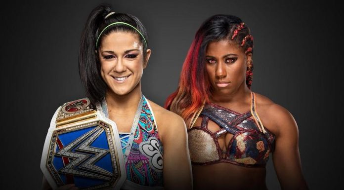 Bayley to defend Smackdown Women's Title against Ember Moon