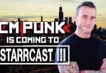CM Punk announced for Starrcast III