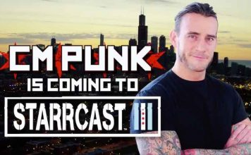 CM Punk announced for Starrcast III