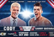 Cody's opponent for AEW TNT debut announced, Interview joins AEW