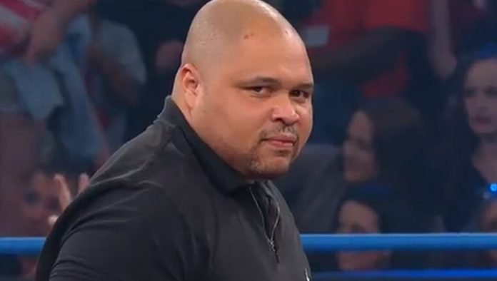 D'Lo Brown signed to Impact as a producer