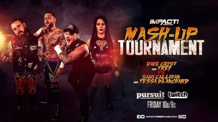 Impact Wrestling Results 7-19-19