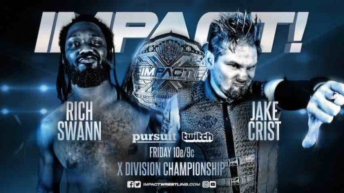 Impact Wrestling Results 7-26-19