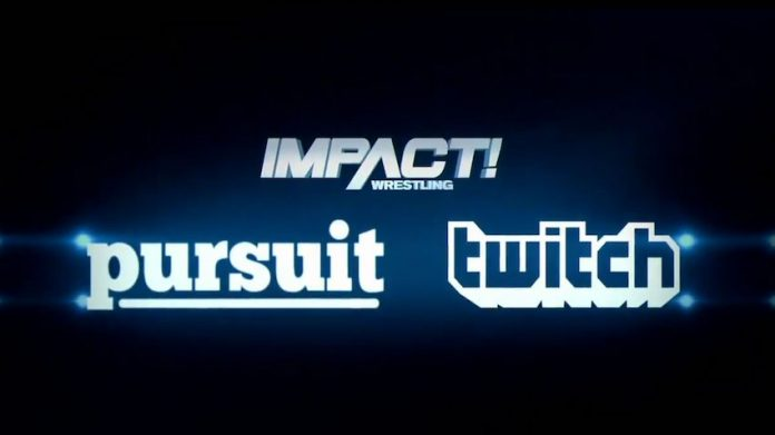 Impact TV taping spoilers to air on Pursuit and Twitch