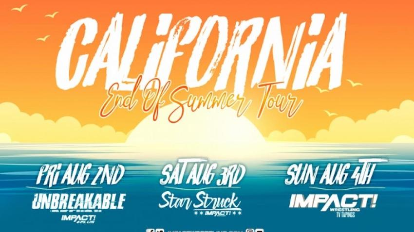Impact End of Summer Tour - tickets still available