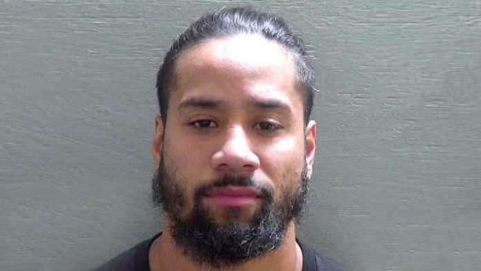 Jimmy Uso arrest DUI arrest update