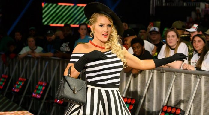 Lacey Evans charity